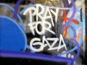 Want to help the people of Gaza? Don't share your opinion on Facebook
